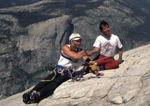 Mark Wellman conquers El Capitan